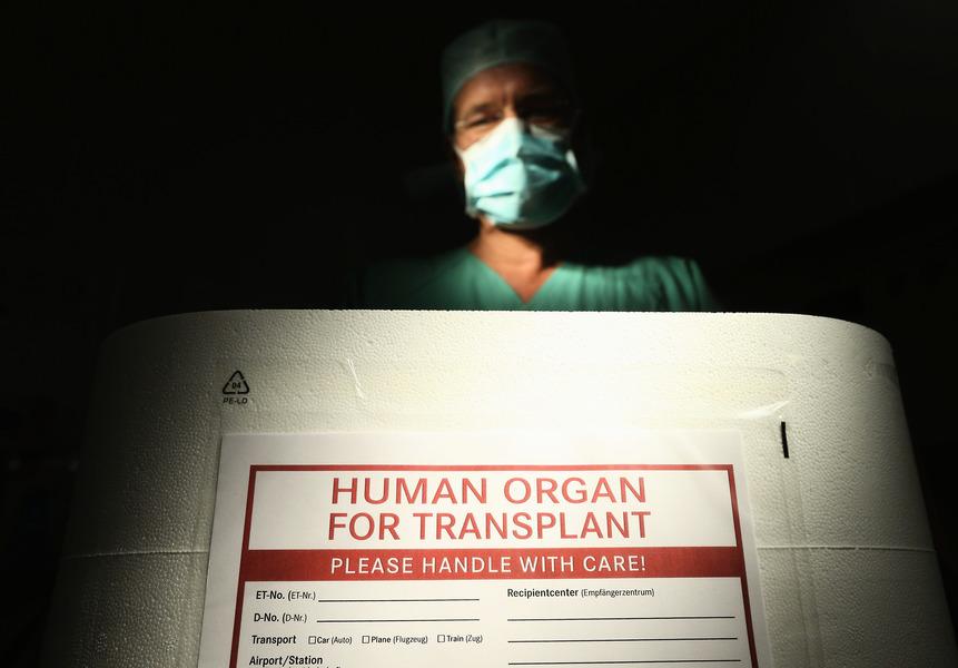 台醫生:器官移植成中共統戰工具
