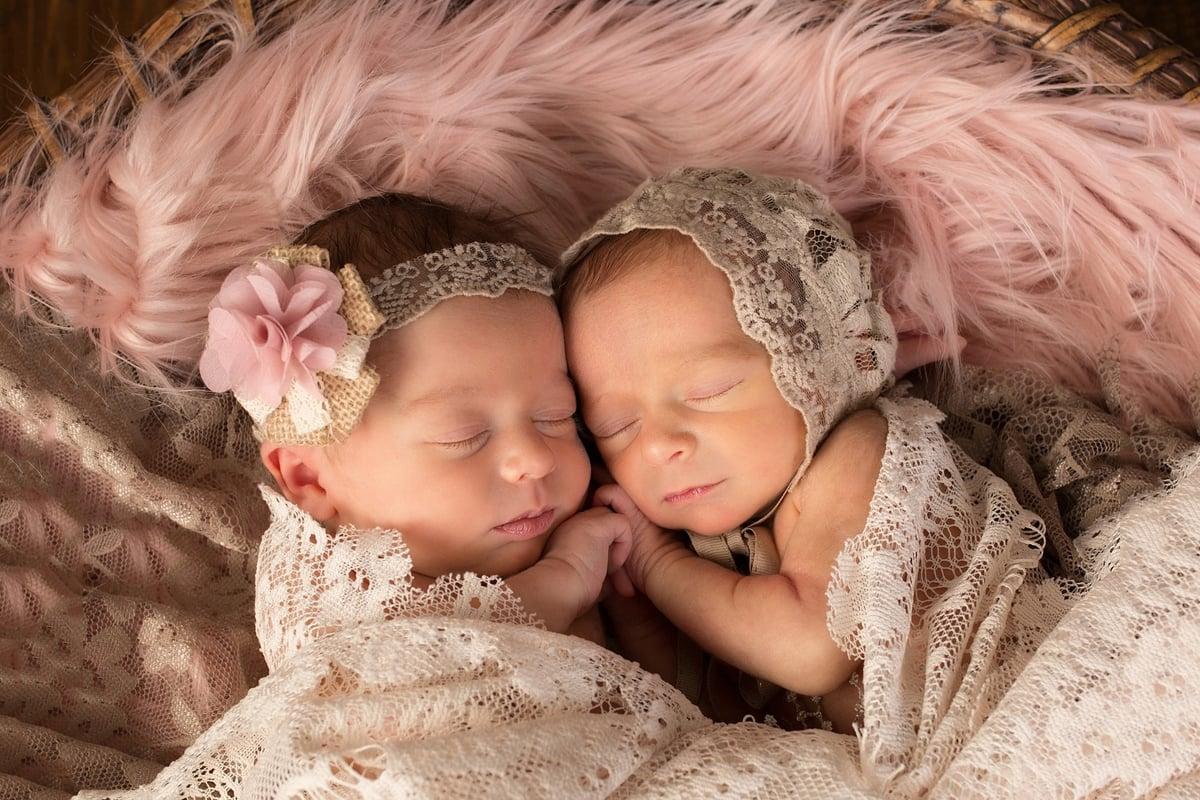 雙胞胎數量達到峰值是因為在過去30年裏,所有地區的雙胞胎數量都大幅增長。(Pixabay)
