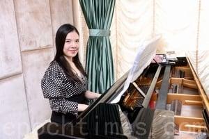 新唐人鋼琴大賽在即 鋼琴家黃子芳力薦大賽