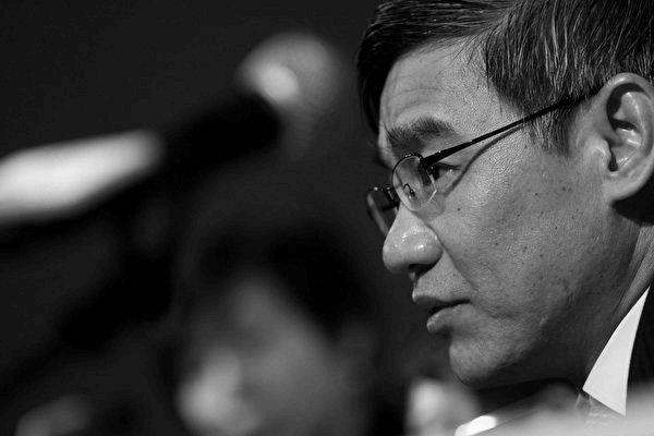 11月23日,中共江西省前副省長李貽煌在安徽受審。(大紀元資料室)