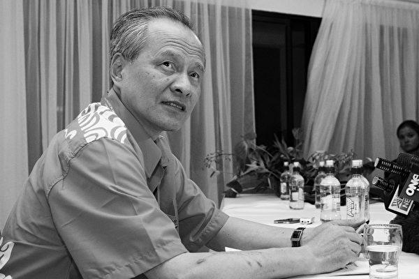 卸任駐美大使 崔天凱發辭別信稱將回國