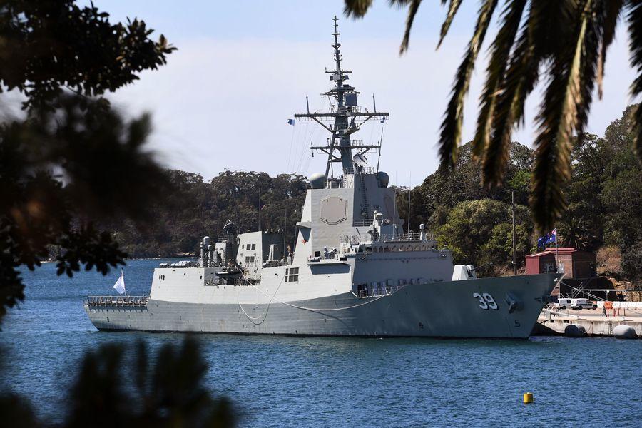 國防專家:澳洲需做好與中共軍艦對峙的準備