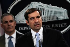 打擊中共間諜 美司法部年內將提更多訴訟