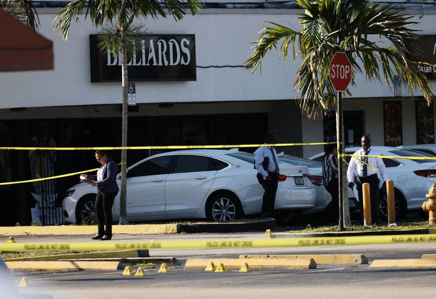 邁阿密音樂會發生槍案 2死20多人傷