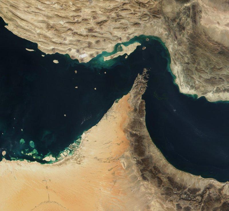 伊朗扣押外國油輪 美誓保海灣自由航行