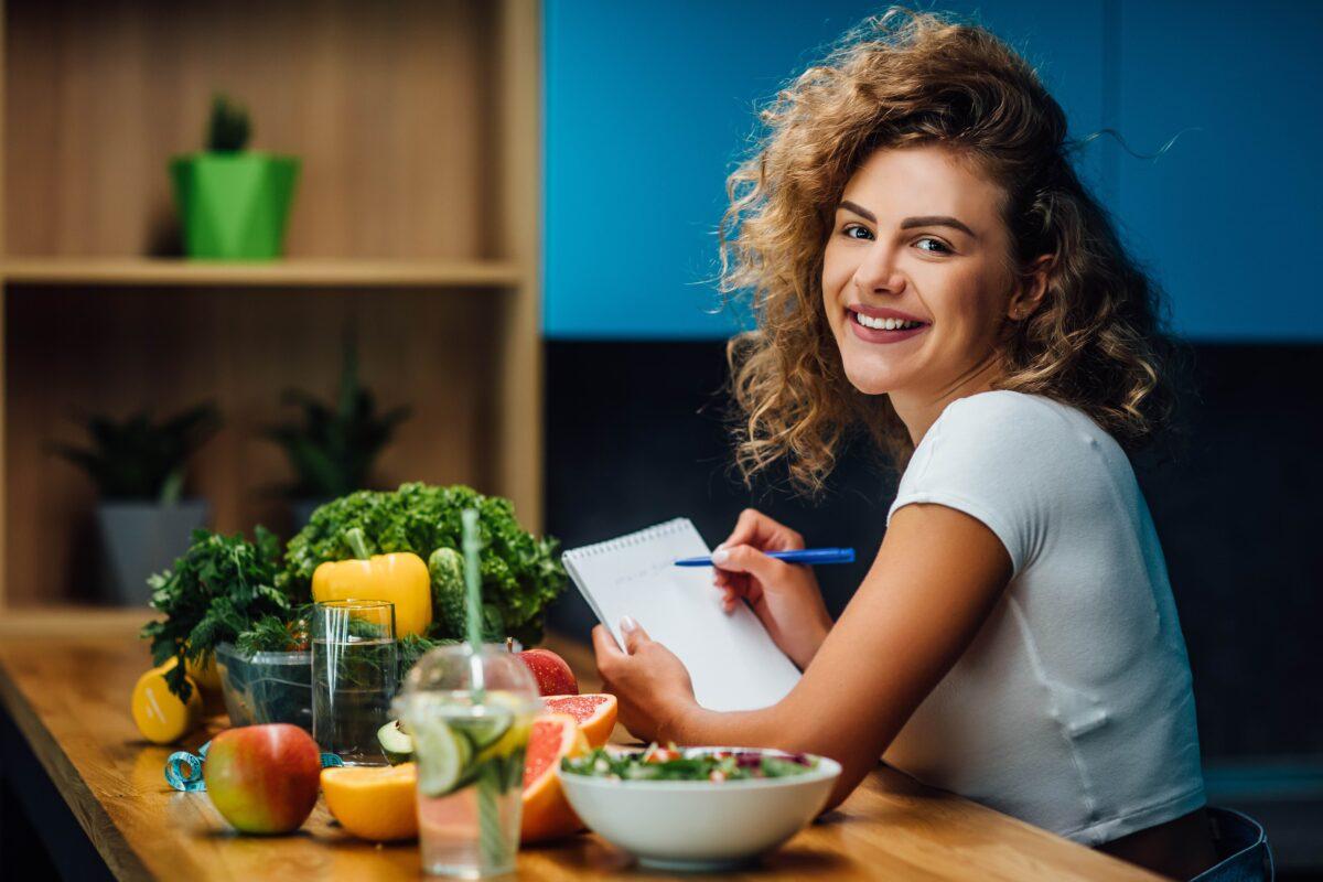 雖然節食的確會減緩新陳代謝,但它也會以許多積極的方式改善新陳代謝。(Shutterstock)