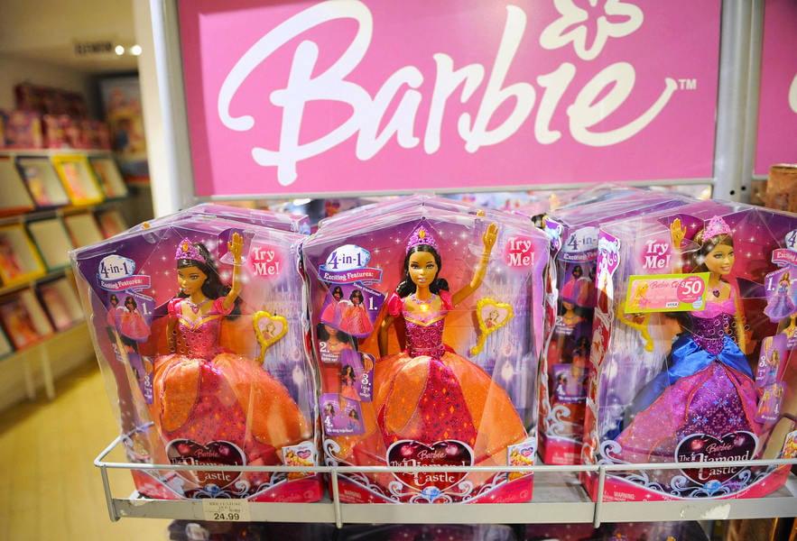 芭比娃娃狂銷 美玩具大廠成為肺炎疫期贏家
