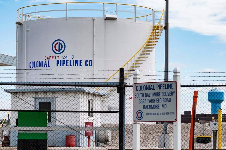 美最大輸油管遭駭一個月後 司法部追回多半贖金