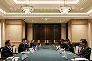 分析:中日關係受中美及北韓問題影響