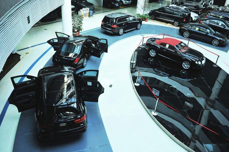 傳中國將降美國製汽車關稅 歐美汽車股漲