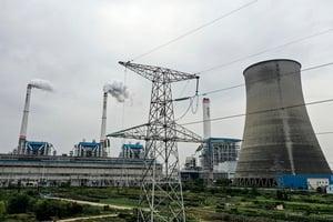 能源價格飆漲 顯示全球仍依賴燃煤發電