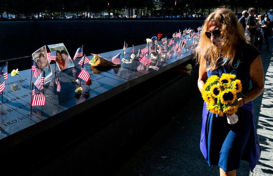 9.11廿周年 拜登前往三個恐襲現場悼念