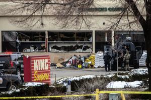 科羅拉多超市槍擊案 10人死亡含一警官
