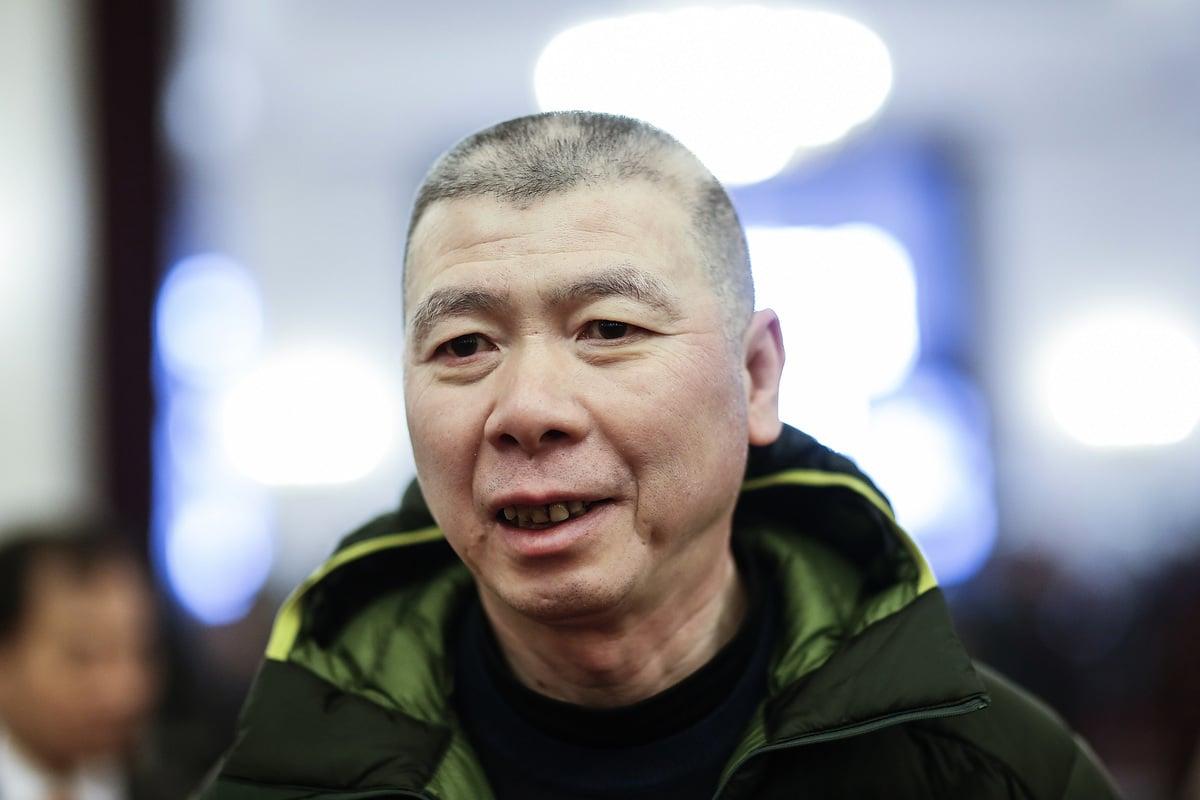 大陸電影導演馮小剛資料照。(Lintao Zhang/Getty Images)