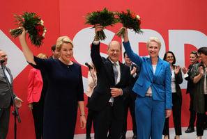 德國政黨將聯合組閣 專家:對中強硬為趨勢