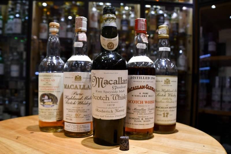 父每年送兒威士忌慶生 28年後賣酒可買房