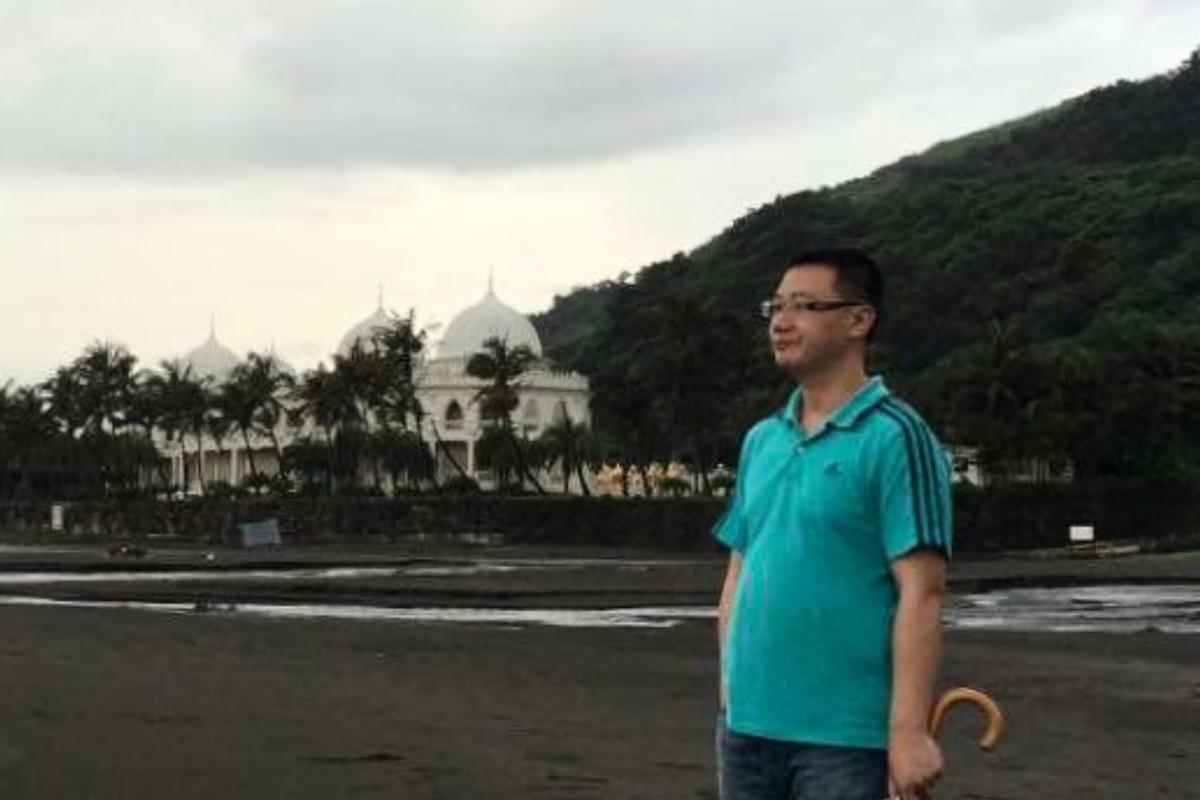 福建廈門律師楊暉。(受訪者提供)