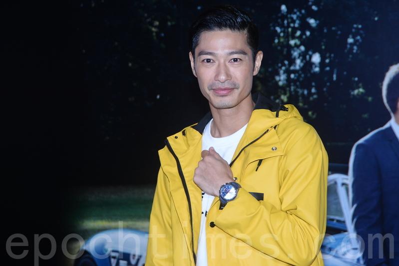 王宗堯當一日渣哥店長 營業額悉數捐6.12基金