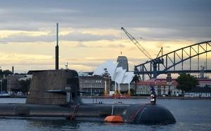 應對中共軍事威脅 澳洲斥資升級潛艇艦隊