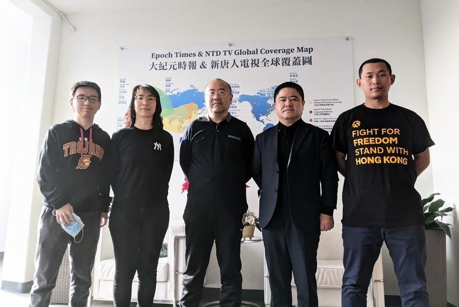 世界人權日 海外華人成立酷吏舉報清算中心