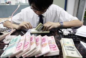 中美匯率達成共識?外媒披露仍是棘手問題