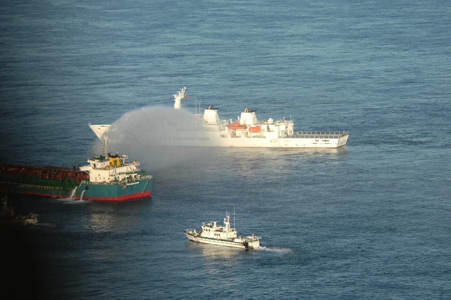 陸船盜採砂石 台初審通過最高關7年罰1億元