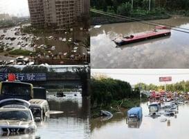 雨季總「看海」 大陸每年超百座城市內澇