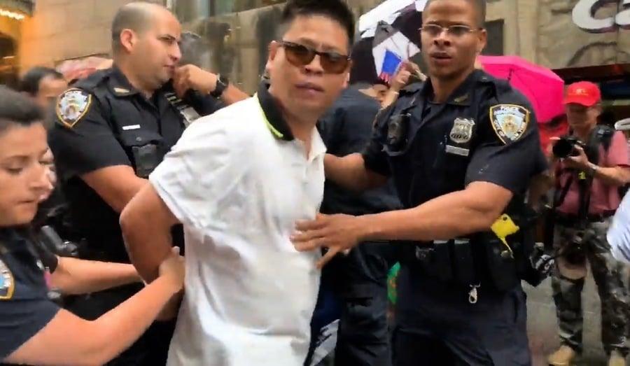 程曉容:親共分子紐約暴力攻擊 說明什麼