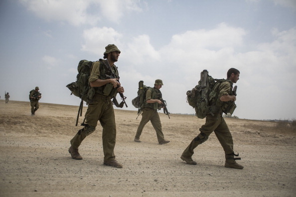 以色列挫敗一起大規模恐怖襲擊