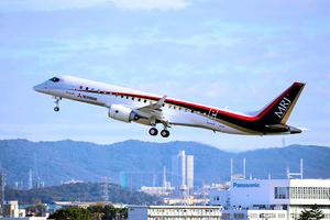 三菱重工變賣子公司力保MRJ客機產業