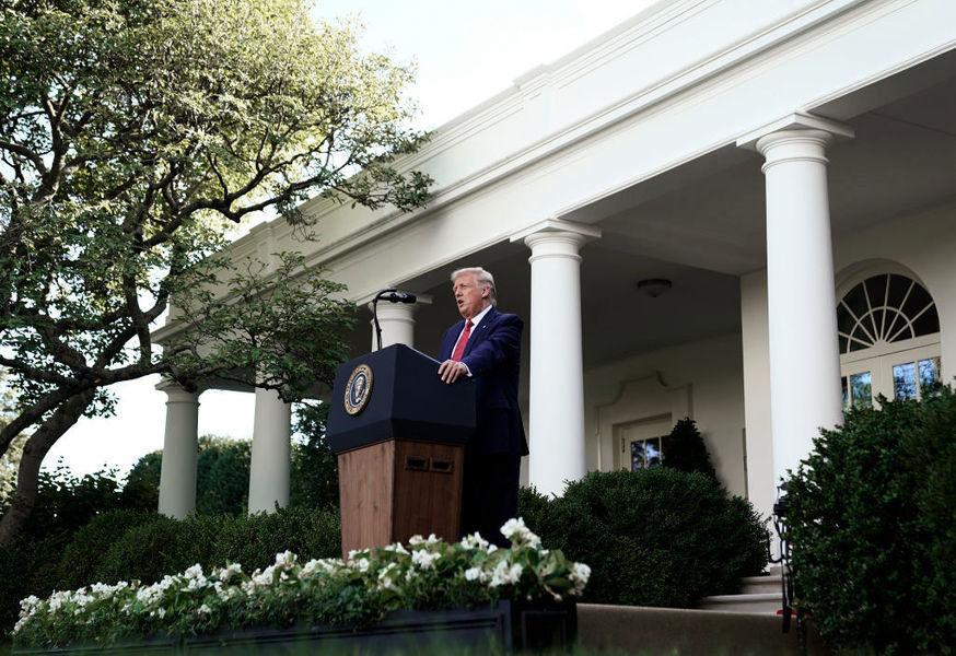 楊威:特朗普最新講話的新看點