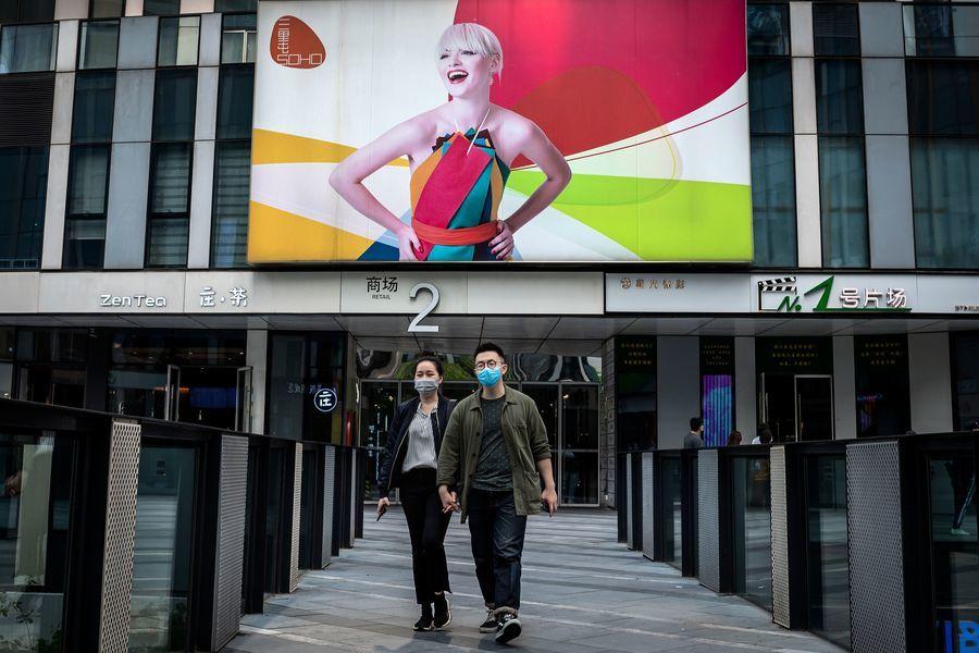 內衣企業巨虧 中國服飾業面臨前所未有壓力