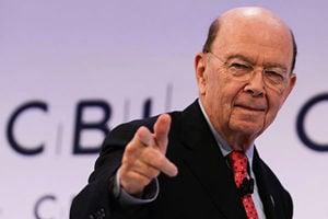 羅斯:若談判失敗 美不介意對華提高關稅