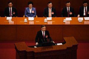 政協開幕 汪洋作報告未提「一國兩制」
