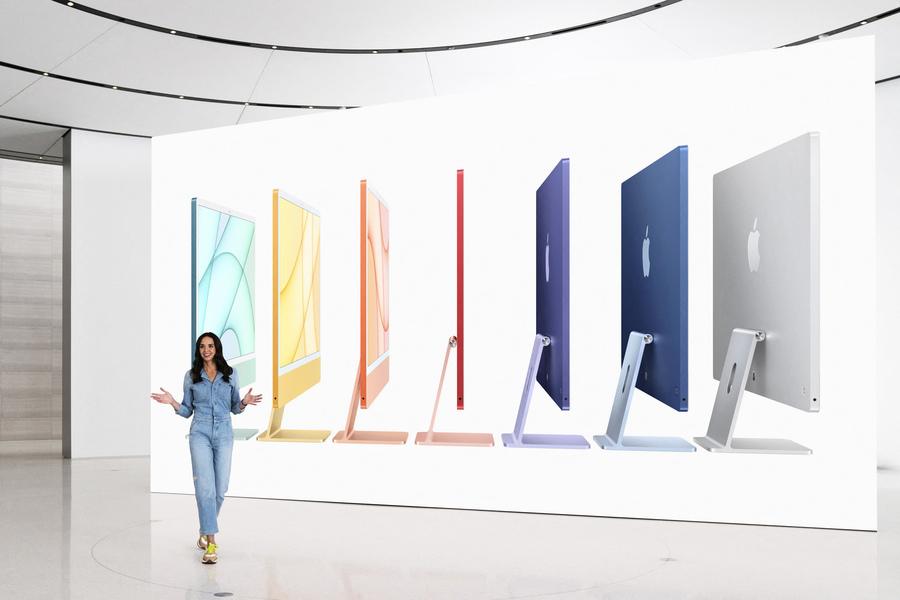 蘋果七大新品一次看 全新iPad多色iMac