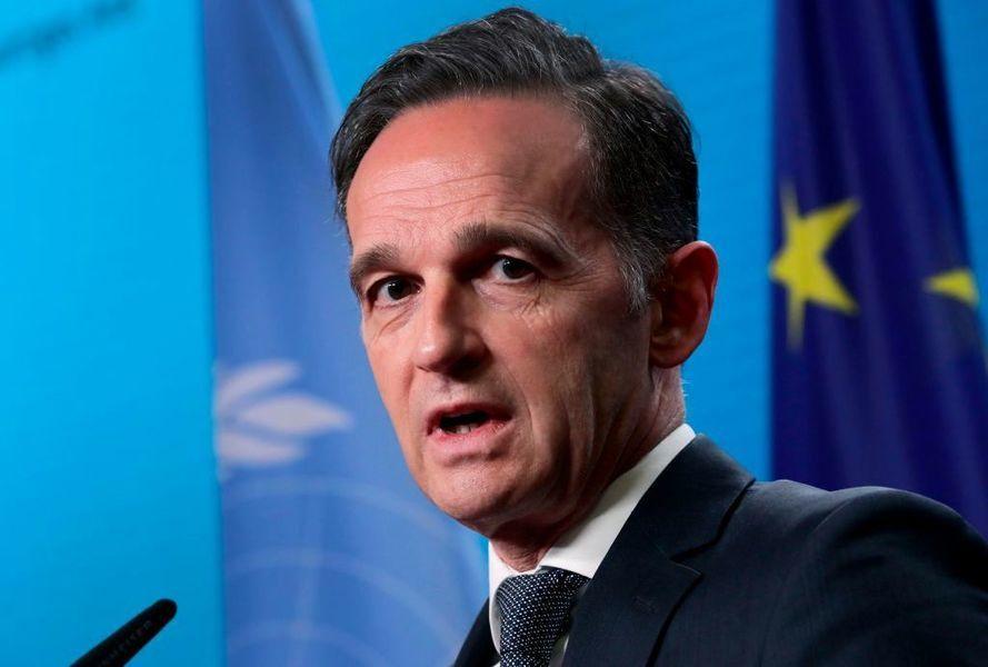 德國譴責中共借國安法打壓香港民主人士