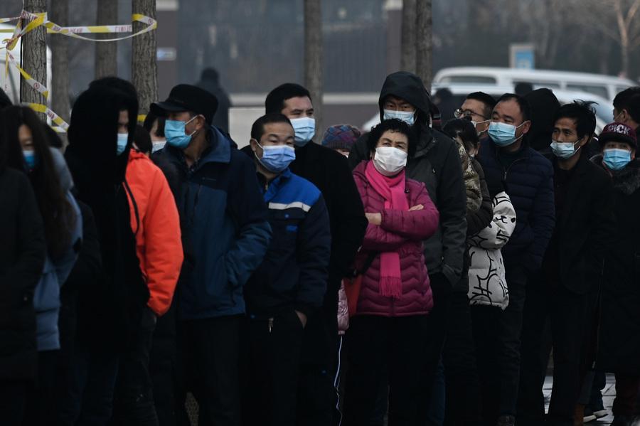 吉林通化現死亡病例 北京大興開始第二輪檢測