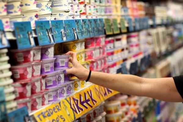 據聯合國糧農組織調查顯示,美中兩大國家浪費了全球近30%的糧食,對全球社會造成不小的影響。(圖片來源:Joe Raedle/Getty Images)
