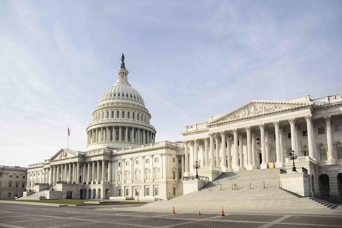 美國參議院聽證會顯示,中共正在加強對國內得控制,導致中國在尊重人權和基本自由方面的倒退,與美國及其合作夥伴幾十年來所倡導的普遍價值觀形成鮮明對比。圖為美國國會。(Samira Bouaou/大紀元)