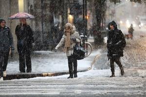 暴風雪肆虐美東 至少8死 逾4千航班延誤