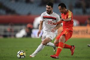 中國男足年薪超日本球員四倍 收入與戰績懸殊