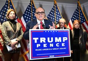 【重磅】特朗普律師公佈八大選舉舞弊指控