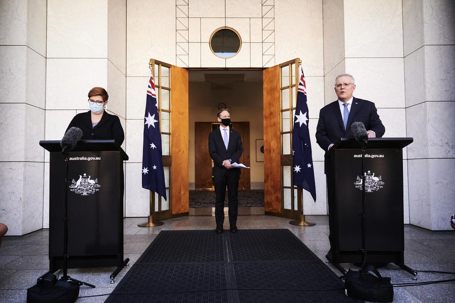 澳洲再從阿富汗撤出450餘人 總理承諾接納更多難民