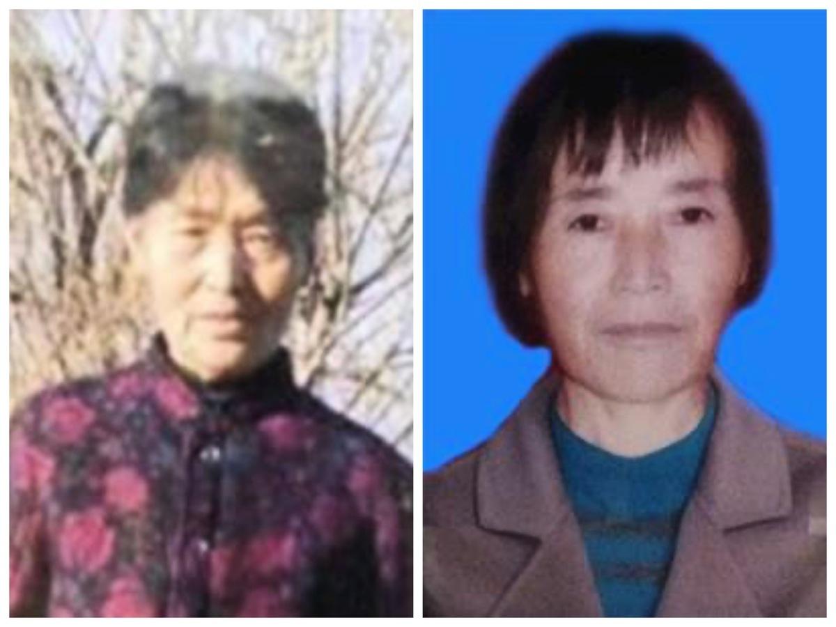 一家人長期遭受中共迫害,陝西李彩娥老人與兒媳先後離世。(明慧網)