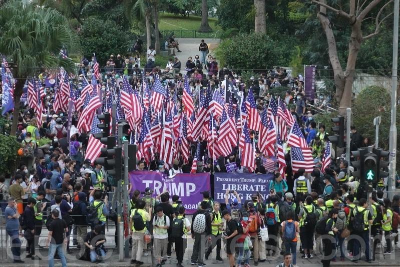 大陸律師親歷反送中:望通過香港改變大陸