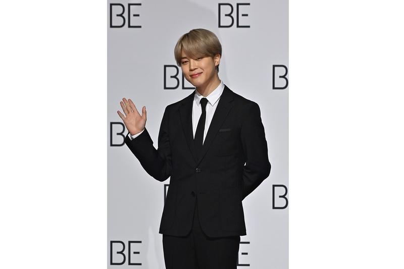 JIMIN智旻成高額捐款人 BTS成員送生日祝福