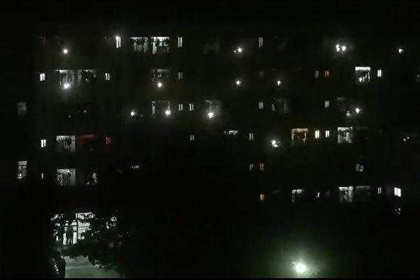 【獨家】外國留學生抗議中共疫情下封校