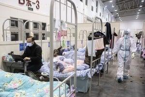 武漢非中共肺炎患者被強制入院 與感染病人同住