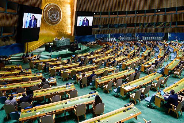 周曉輝:「中國重返聯合國」緣何是謊言