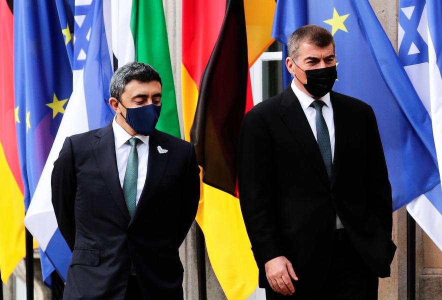 以色列和阿聯酋加強合作 達成投資雙邊協議